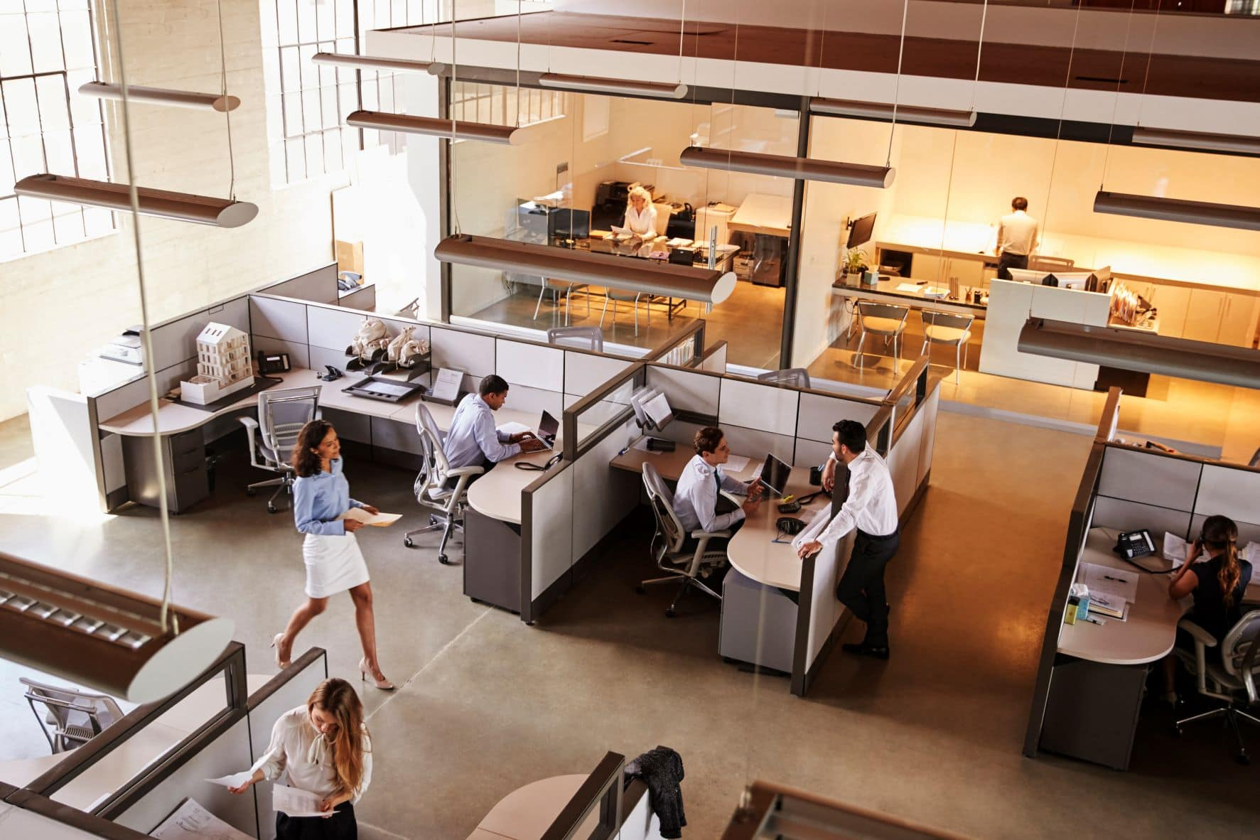 How Does Lighting Affect Your Office Environment?